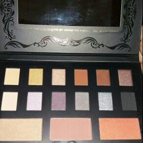 Photo of BH Cosmetics Pride + Prejudice + Zombies - Eye + Cheek Palette uploaded by Emelie G.