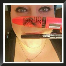 Photo of Rimmel ScandalEyes XX-Treme Mascara, Extreme Black, .4 oz uploaded by Samme G.