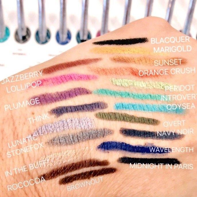 Marc Jacobs Beauty Fineliner Ultra-Skinny Gel Eye Crayon Eyeliner uploaded by Courtney K.