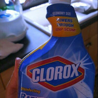 Clorox Disinfecting Bathroom Cleaner uploaded by Melissa S.
