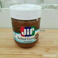Jif Flavored Hazelnut Spread Salted Caramel uploaded by Shannon M.