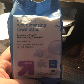up & up Makeup Remover Cleansing Towelettes uploaded by Caeli D.