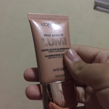L'Oréal® Paris True Match Lumi Liquid Glow Illuminator W101 Golden Tube uploaded by Celia A.