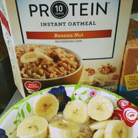 Quaker® Protein Instant Oatmeal Banana Nut uploaded by Maxine P.