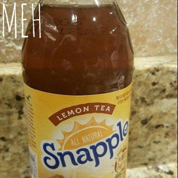Photo of Snapple Lemon Tea uploaded by Jasmine B.