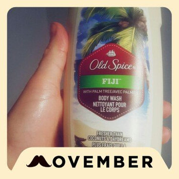Photo of Old Spice Fiji Body Wash uploaded by chelsea s.