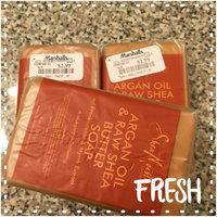 SheaMoisture Argan Oil & Raw Shea Butter Soap uploaded by Natashia F.
