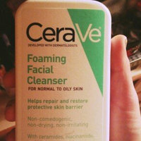 CeraVe Foaming Facial and Hydrating Cleanser uploaded by Christina C.