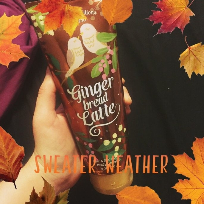 Bath & Body Works Gingerbread Latte Body Lotion uploaded by Storm B.