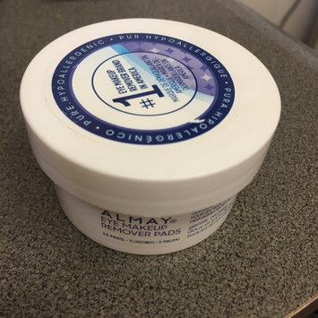 Almay Oil Free Gentle Eye Makeup Remover Pads uploaded by Rochielle C.