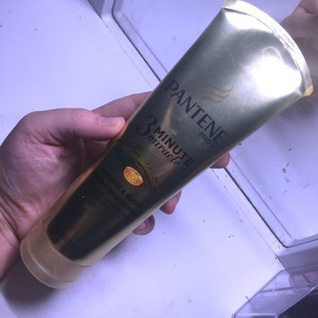 Photo of Pantene 3 Minute Miracle Smooth & Sleek Deep Conditioner uploaded by kate h.