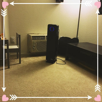 Photo of Guardian Technologies, Llc GermGuardian Elite 28-inch 4-in-1 Digital HEPA Tower with UV-C Air Purifier uploaded by Laurie H.
