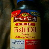 Nature Made Fish Oil Dietary Supplement Softgels, 1200mg, 210 count uploaded by Niki W.