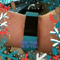 FitBit Charge HR Heart Rate + Activity Wristband Large - Teal (Blue) uploaded by Bonnie G.