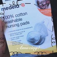 Medela 100% Cotton Washable Nursing Pads uploaded by Juliet R.