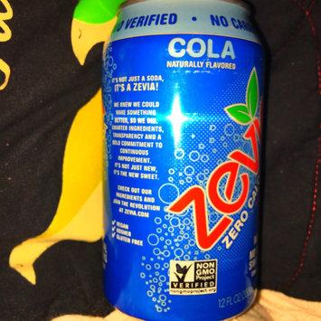 Photo of Zevia Zero Calorie Soda Cola - 6 CT uploaded by Leah Helen T.