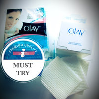 Olay 2-in-1 Daily Facial Cloths uploaded by Carla G.