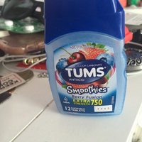 Tums Smoothies Extra Strength Assorted Fruit Antacid/Calcium Supplement, 60ct uploaded by Allison R.