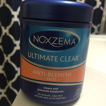 Photo of Noxzema Ultimate Clear Anti-Blemish Pads uploaded by Sarah M.