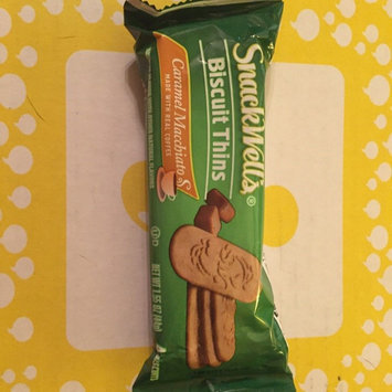 SnackWell's Caramel Macchiato Biscuit Thins uploaded by Taylor M.