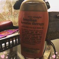 Organix Ever Straight Anti-Breakage Hair Serum uploaded by J. Beatrice L.