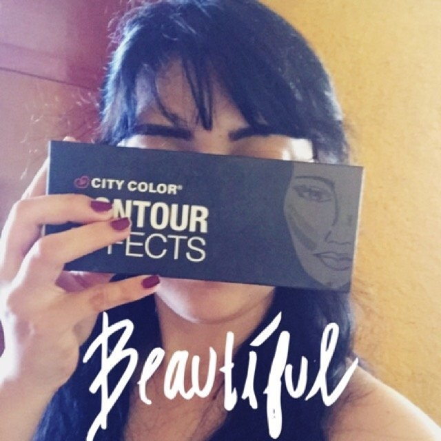 City Color Cosmetics Contour Effects Palette uploaded by Danny N.