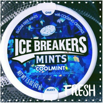 Photo of ICE BREAKERS SUGAR FREE MINTS COOLMINT uploaded by Eileen S.