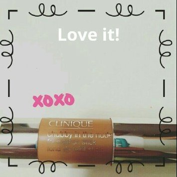 Clinique Chubby in the Nude Foundation Stick uploaded by Bobbi K.