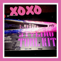 PYT Ceramic Pro Styling Tool, Purple Cheetah [Purple Cheetah] uploaded by Noemi R.