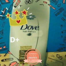 Photo of Dove Damage Therapy Nourishing Oil Care Conditioner uploaded by cleber Henrique L.