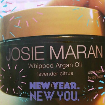Photo of Josie Maran 8pc Whipped Argan Oil Body Butter Creamery uploaded by Jessica Y.