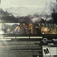 Bethesda Elder Scrolls V: Skyrim (Xbox 360) uploaded by member-5763be086