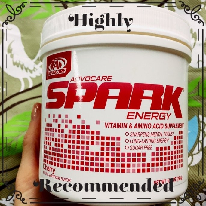 Advocare Spark Energy Drink uploaded by Nicole W.
