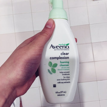 Aveeno Positively Radiant Cleanser uploaded by Annie L.