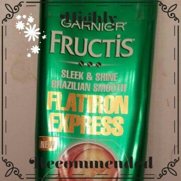 Photo of Garnier® Fructis® Sleek & Shine Brazilian Smooth Flatiron Express Leave-In Balm 5.1 fl. oz. Tube uploaded by Olga H.