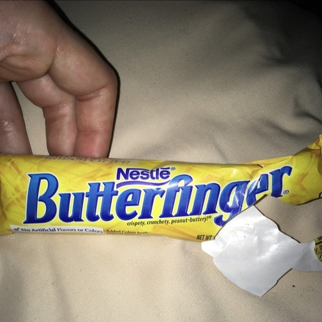 Butterfinger Candy Bar uploaded by Kitty H.