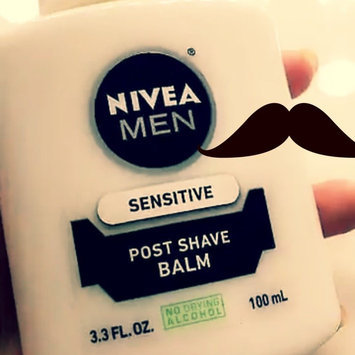 Photo of NIVEA For Men Sensitive After Shave Balm uploaded by Ciarra B.