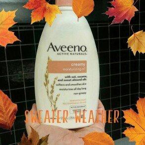 Aveeno Creamy Moisturizing Oil uploaded by Rita G.