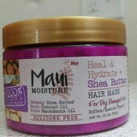 Maui Moisture Heal & Hydrate + Shea Butter Hair Mask uploaded by Candace B.