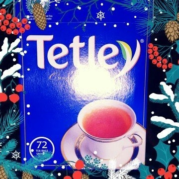 Tetley Tea, Orange Pekoe, 216 Count - 2 Pack uploaded by carly k.