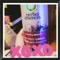 Herbal Essences Touchably Smooth Anti-Frizz Creme uploaded by sharon n.