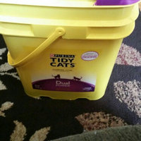 Purina Tidy Cats Clumping Litter Dual Power for Multiple Cats 35 lb. Pail uploaded by Holly M.