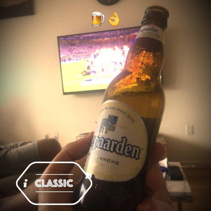 Hoegaarden Beer uploaded by Aydin A.
