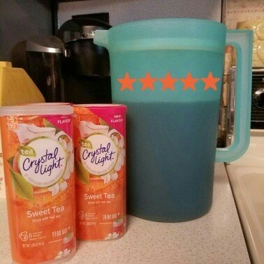 Crystal Light Drink Mix Sweet Tea - 6 CT uploaded by Tara R.