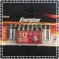 Energizer Max AA Alkaline Batteries - 16 pack uploaded by Lesley D.