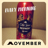 Old Spice Wild Collection Re-Fresh Deodorant Body Spray Bearglove uploaded by Caitlin C.