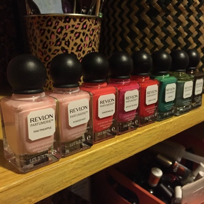 Revlon Parfumerie Scented Nail Enamel uploaded by Dianelys  N.