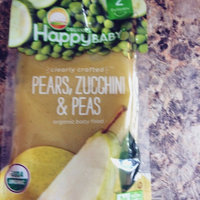 Happy Baby® Organics Pears, Zucchini & Peas 4 oz. Pouch uploaded by Amorette D.