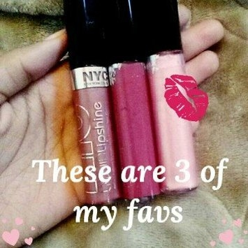 NYC New York Color Liquid Lipshine uploaded by Kalaya H.
