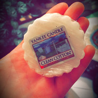 Yankee Candle Housewarmer Clean Cotton Tarts Wax Melts uploaded by Lacey L.